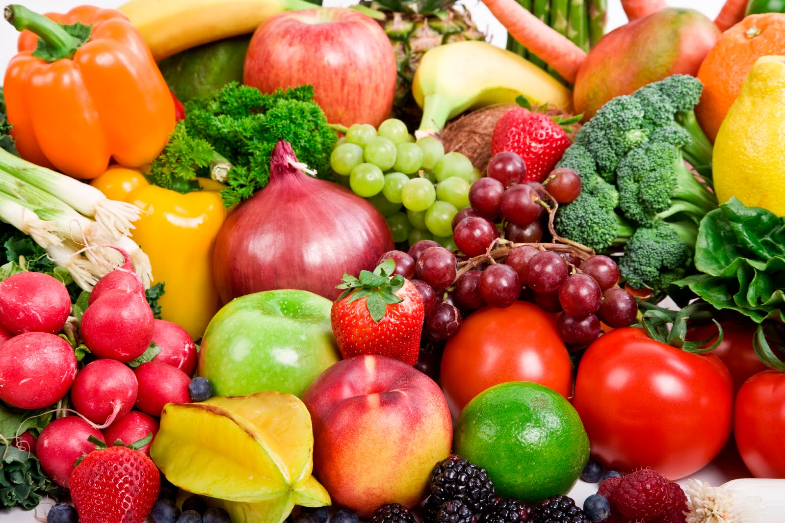 Decreasing nutritional values in food