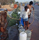 Pro-poor policies in water supply in Suryapet