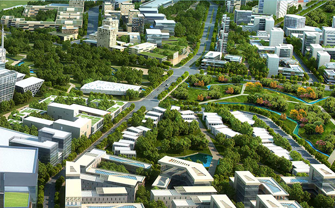 My dream Smart city