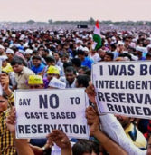 Give up the Caste
